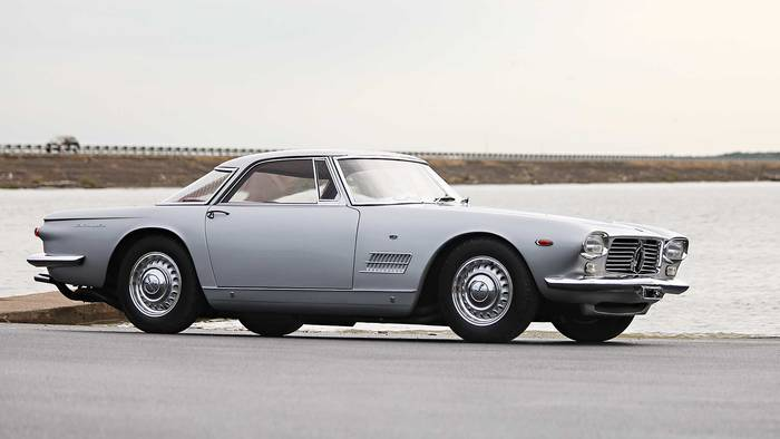 Maserati 5000 GT Coupé Indianapolis (1961 год)