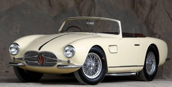 Maserati 150 GT Spider (1957 год)