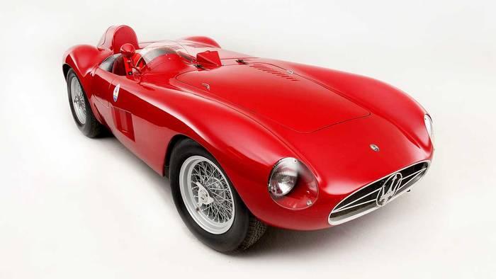 Maserati 300S (1955 год)