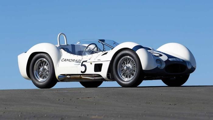 Maserati Tipo 61 «Birdcage» (1960 год)