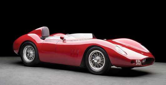 Они шикарны: 10 самых дорогих Maserati в истории бренда