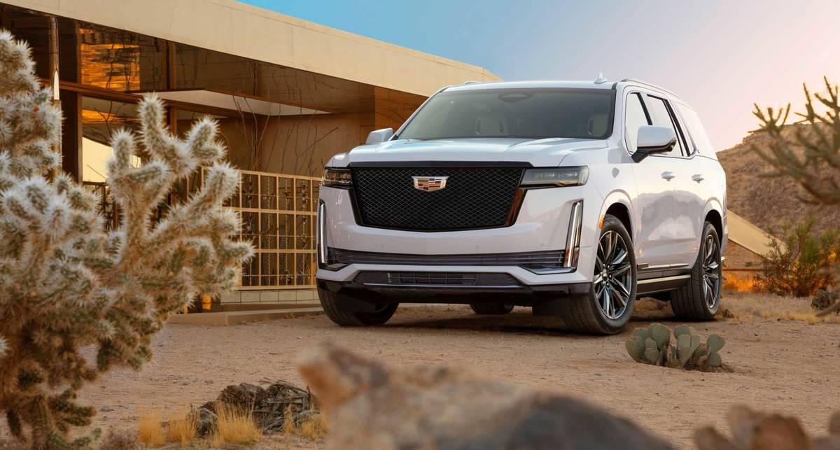 Огромный и мощный: новый 420-сильный Cadillac Escalade 2021 с автопилотом