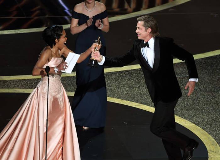 """Брэд Питт. За первым """"Оскаром"""" буквально бежал"""