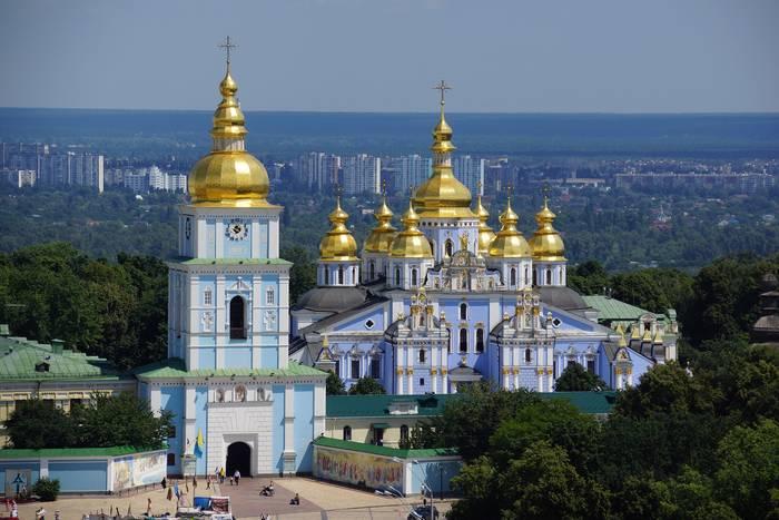 Украина. В рейтинге немного поднялась