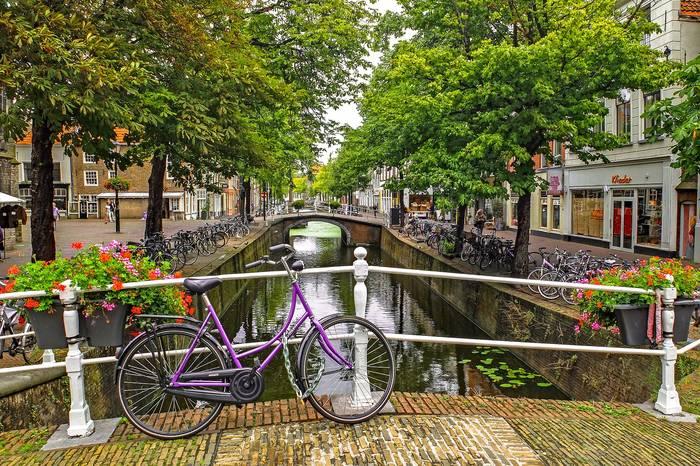 Нидерланды. В топе рейтинга уже давно