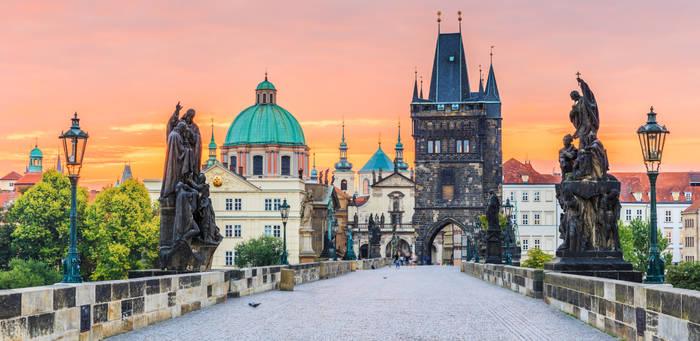 Прага. Очаровательна