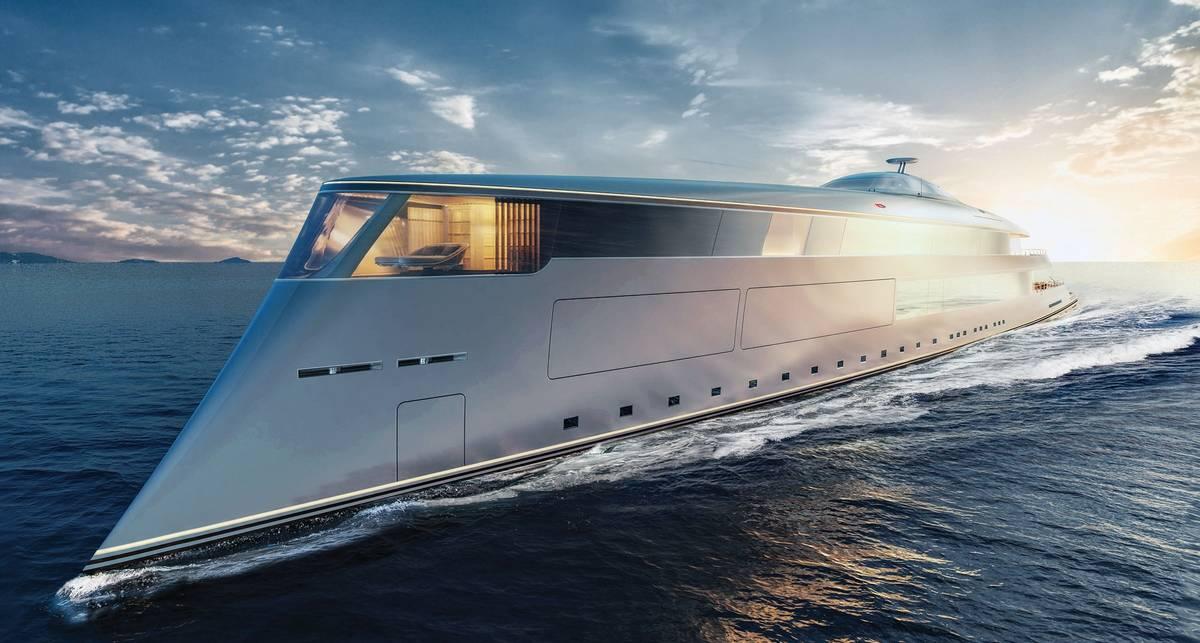 Экояхта Aqua за $644 млн: судно на водороде, покупку которого приписывают Биллу Гейтсу