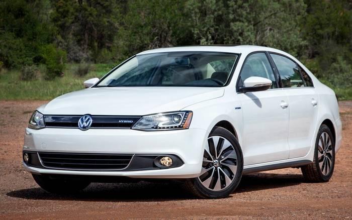 Volkswagen Jetta Hybrid - 2013. Частый зверь в краях Северной Америки