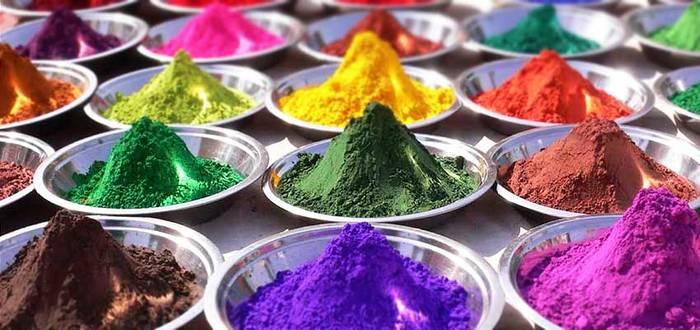 Долой химию, даешь натуральные и экологичные красители!