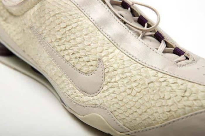 Знакомься: кроссовки Nike из рыбьей кожи