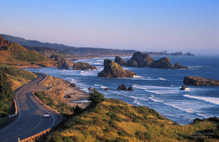 Golden State Pacific Coast Highway