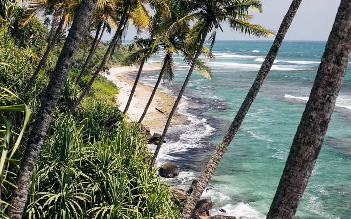 Sri Lankan Semi-Circle Island