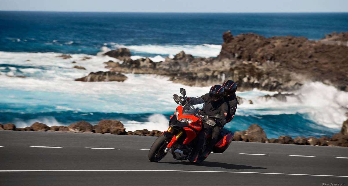Серферам-мотоциклистам: 5 лучших маршрутов для путешествий в 2020