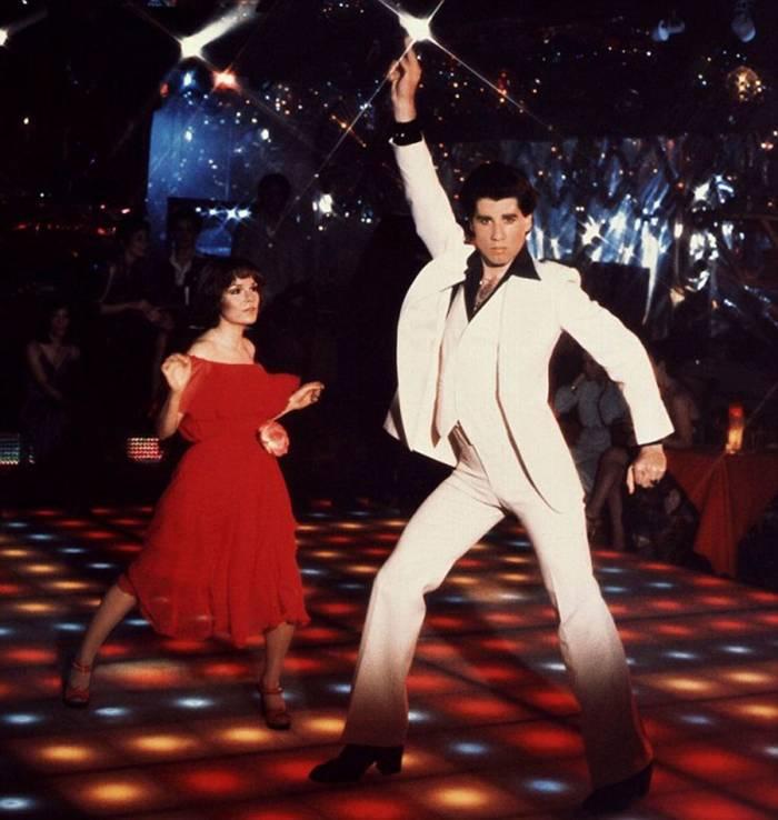 """Легендарная """"Лихорадка субботнего вечера"""" - фильм, ставший настоящей классикой танцевального жанра"""