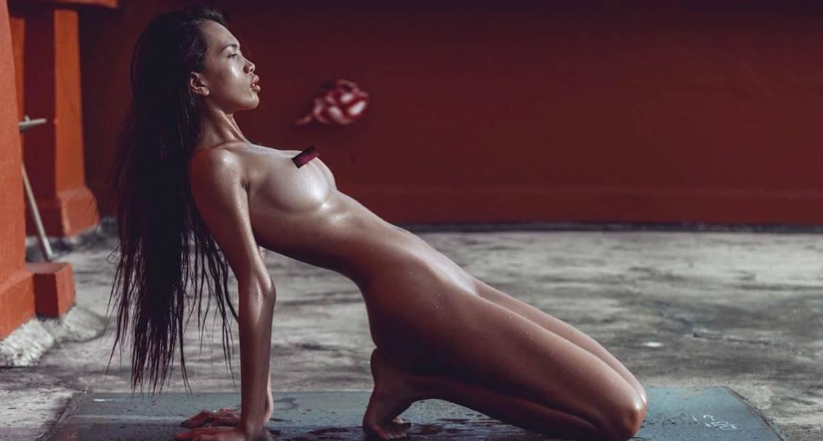 Красотка дня: филиппинская фотомодель, актриса и путешественница Ия Дульсинея