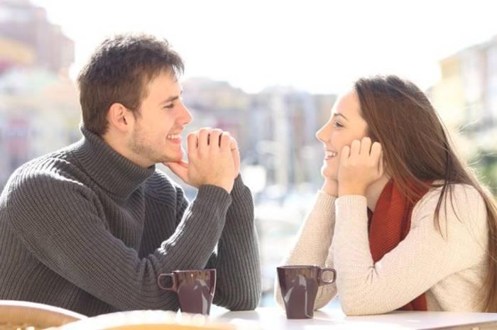 Первое свидание не должно быть похожим на допрос