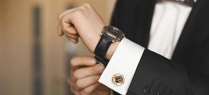 Стильные наручные часы — в мужском гардеробе аксессуар ever green