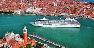 Морской круиз: 7 самых роскошных океанских лайнеров