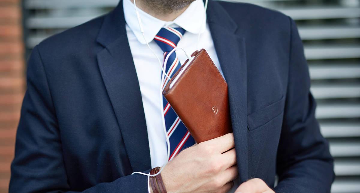Как сделать кожаный кошелек своими руками
