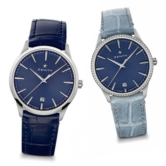 Elite Moonphase - новая коллекция стильных часов для мужчин и женщин
