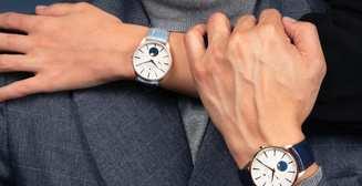 Для него и для нее: новая коллекция часов Elite Moonphase от Zenith