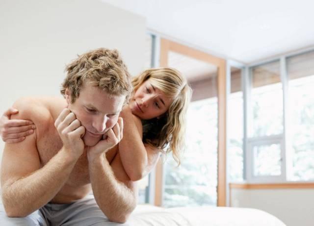 Проблемы с эрекцией: 5 тревожных признаков