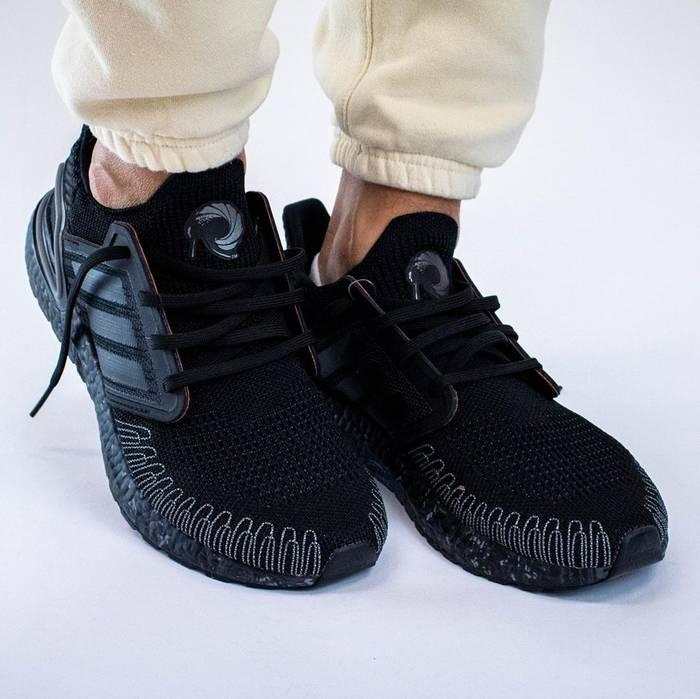 """Adidas Ultraboost X 007 """"No Time to Die"""". Ждем в продаже с выходом фильма"""