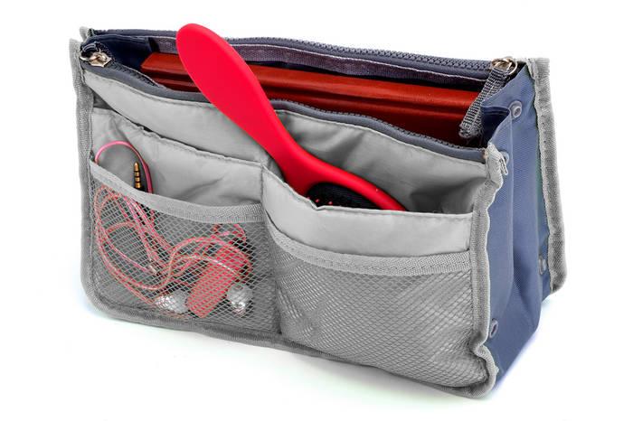 Органайзер для сумки решит вечную проблему поиска нужных вещей