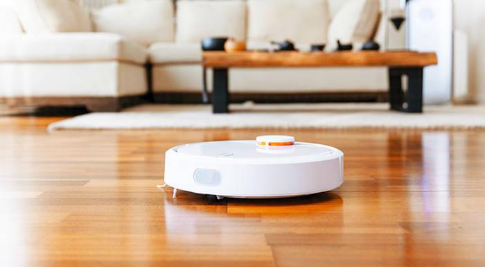 Робот-пылесос. Облегчит жизнь любой хозяйке
