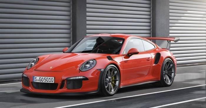 Porsche 911 GT3 RS. Культовый спорткар, созданный на базе Porsche 911