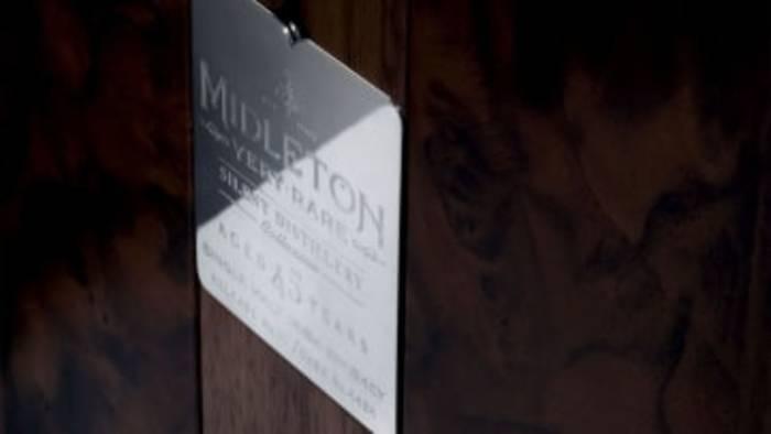 Midleton Very Rare за €35 000 - односолодовый торфяной виски родом из Ирландии