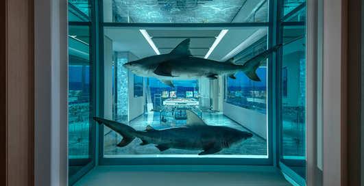 Номер с акулами и пентхаусы в столицах: 5 самых дорогих отельных сьютов мира