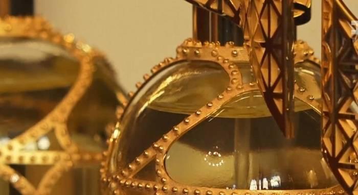 Парфюм Sagrada. В наборе - 4 флакона, каждый для своего сезона
