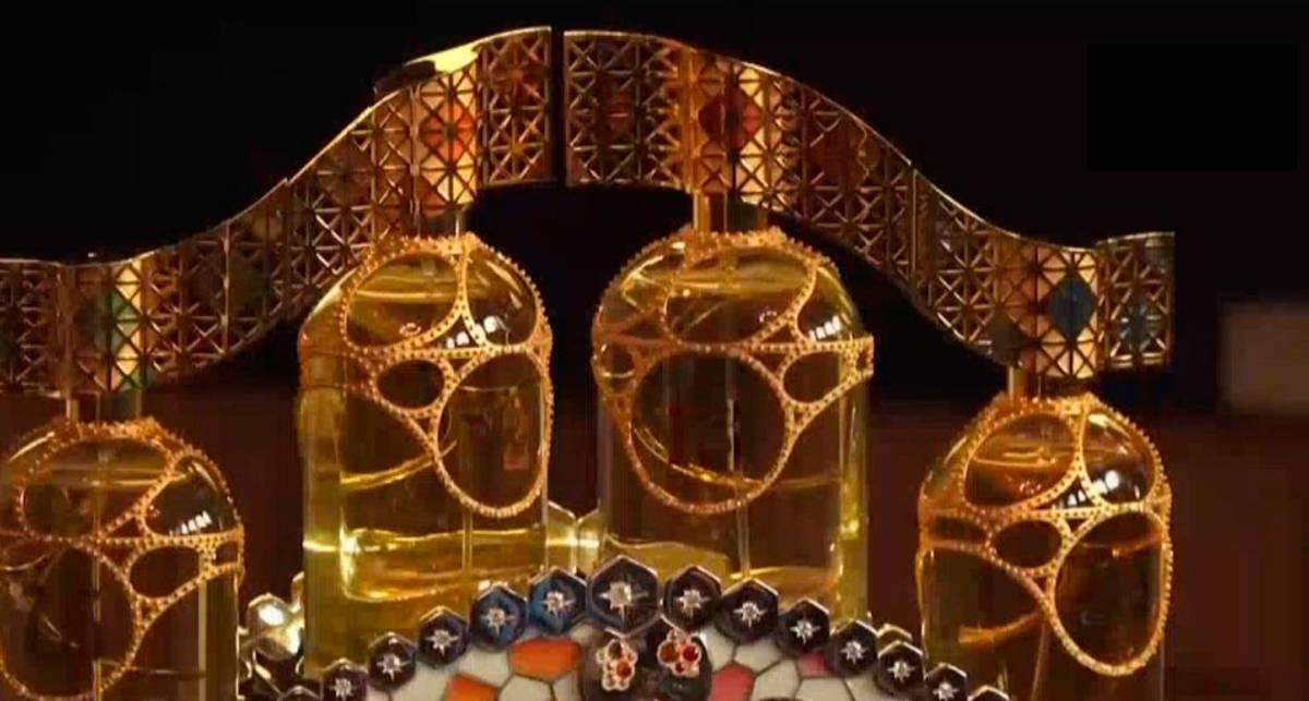 Sagrada: уникальный парфюм стоимостью рекордные €1,6 млн