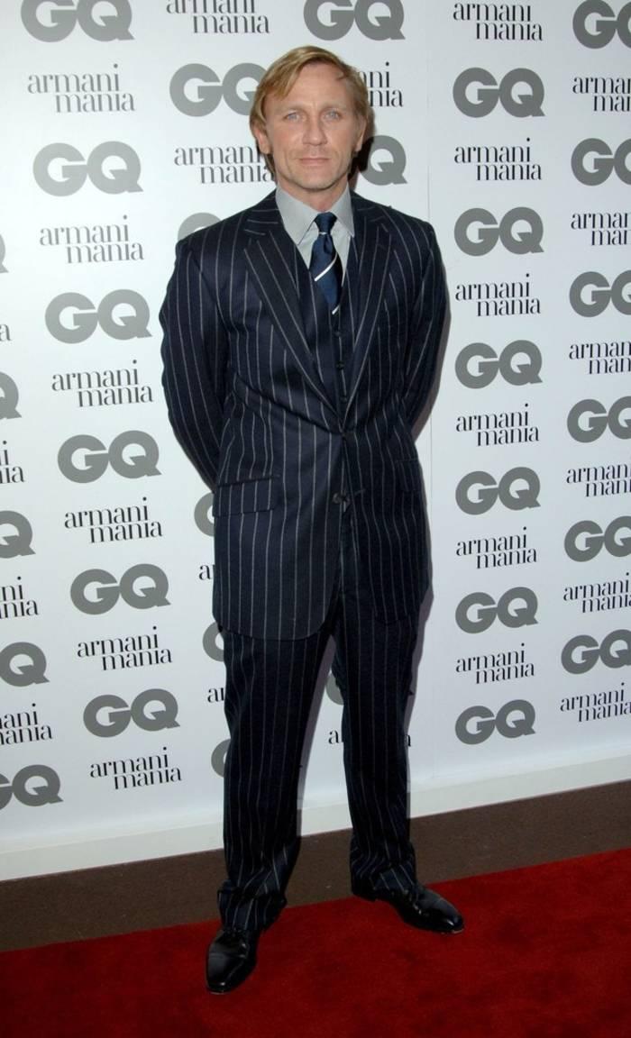 На заре карьеры Дэниел Крейг был похож на не самого удачливого юриста