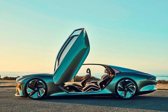 Bentley Mulliner Bacalar. Не имеет съемного верха