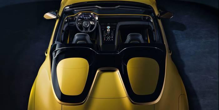 Bentley Mulliner Bacalar выкрашен краской из рисовой шелухи. Даешь экологичность!