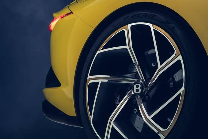 Bentley Mulliner Bacalar. Всего 12 экземпляров