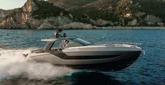 Azimut Verve 47: бескомпромиссная яхта мощностью 1800 л.с.