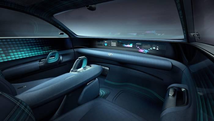 Управление Prophecy от Hyundai Motor осуществляется джойстиками