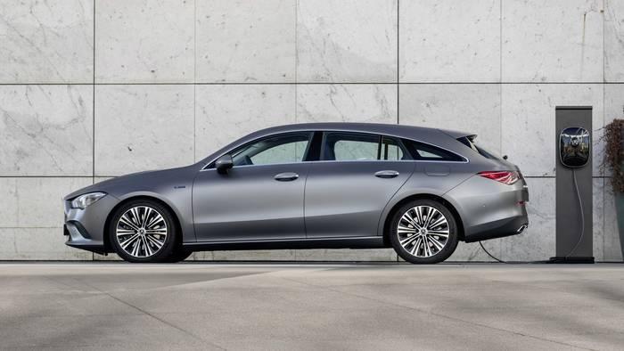 Универсал Mercedes CLA Shooting Brake