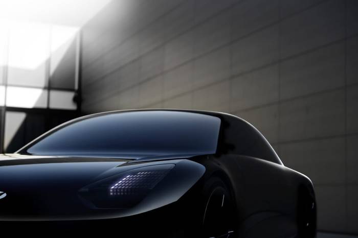 Пиксельные фары Prophecy от Hyundai Motor хороши для темного времени суток и непогоды
