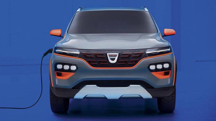 Dacia SpringElectric Concept