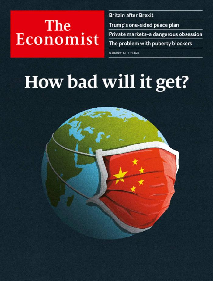 The Economist, 1−7 февраля 2020