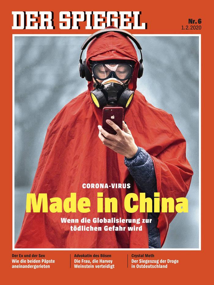 Der Spiegel, 1 февраля 2020