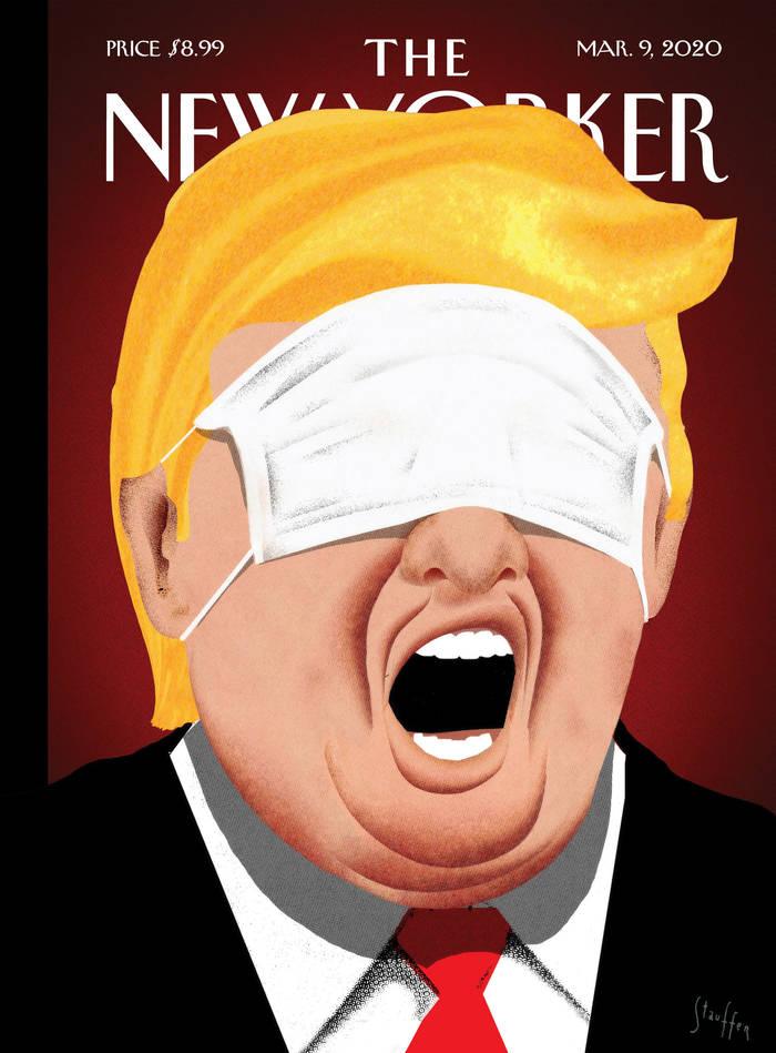 The New Yorker, 9 марта 2020