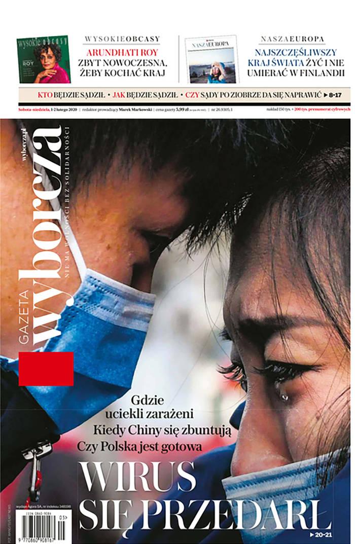 Gazeta Wyborcza, 1−2 февраля 2020