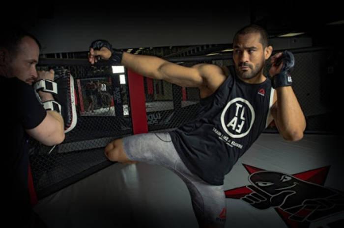 Дави Рамос предпочитает комплексные тренировки для всех групп мышц