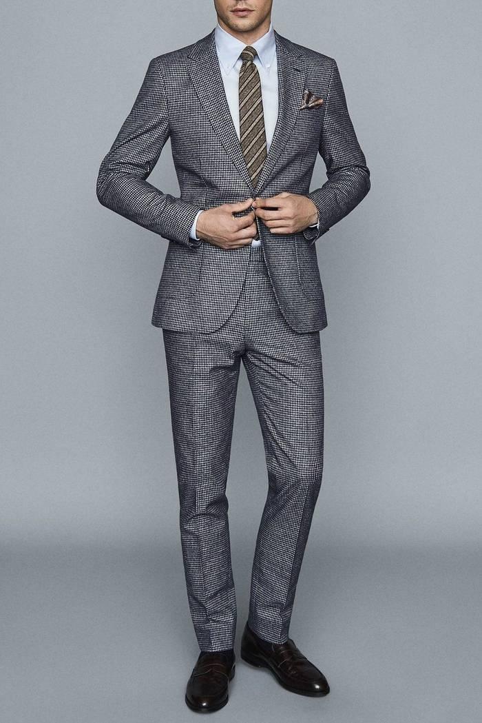 Сшить пиджак и брюки на заказ у портного — самый идеальный вариант