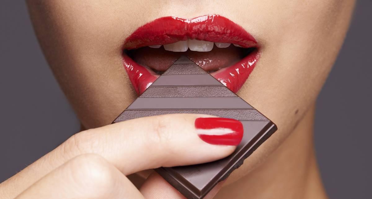 Чернь во благо: 5 причин любить и лопать темный шоколад